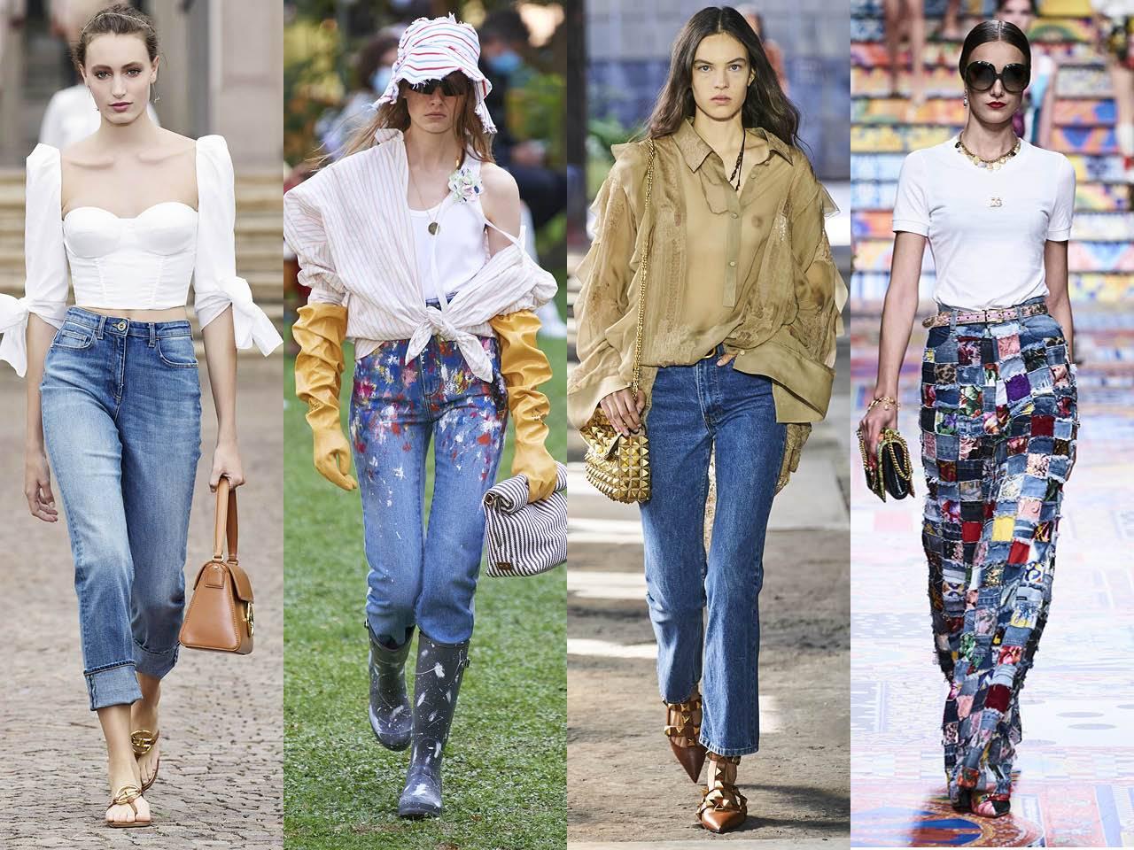 La moda para el 2021 que da un guiño a los años 90