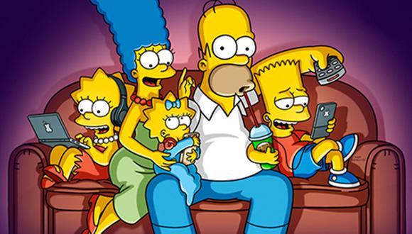 Los Simpson, un fenómeno mundial